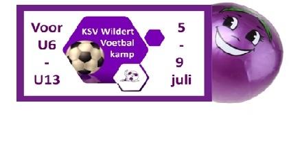 Online inschrijven Voetbalkamp KSVW