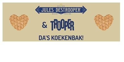 online inschrijving Jules DesTROOPER-actie